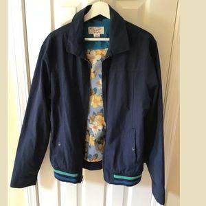 Penguin Munsingwear Navy Bomber Jacket